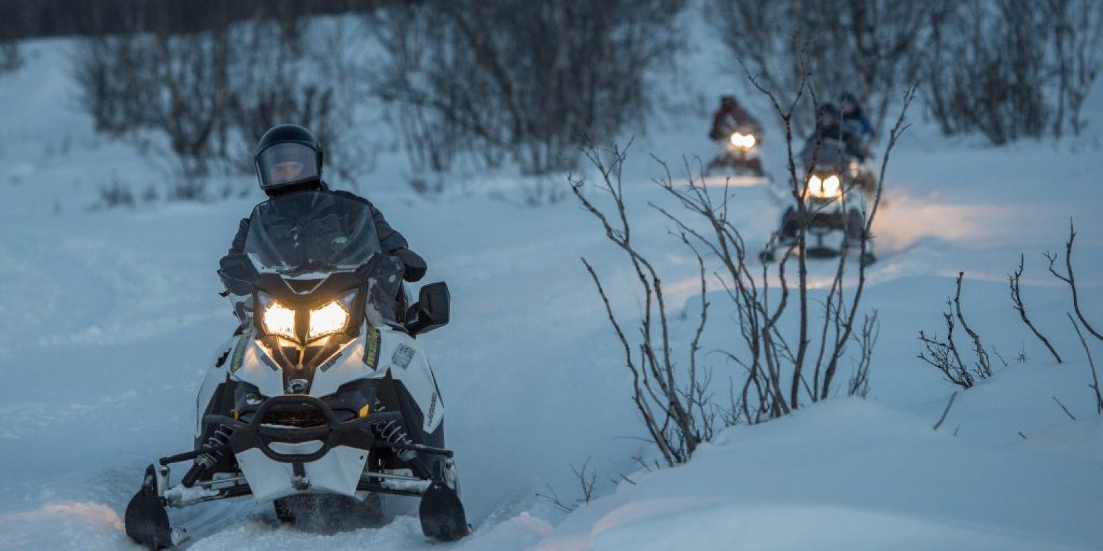 Great Outback Snowmobile Tour 4.0