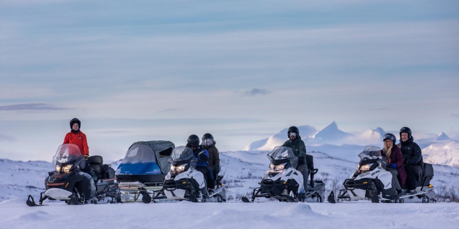 Panorama Snowmobile Tour 2.0